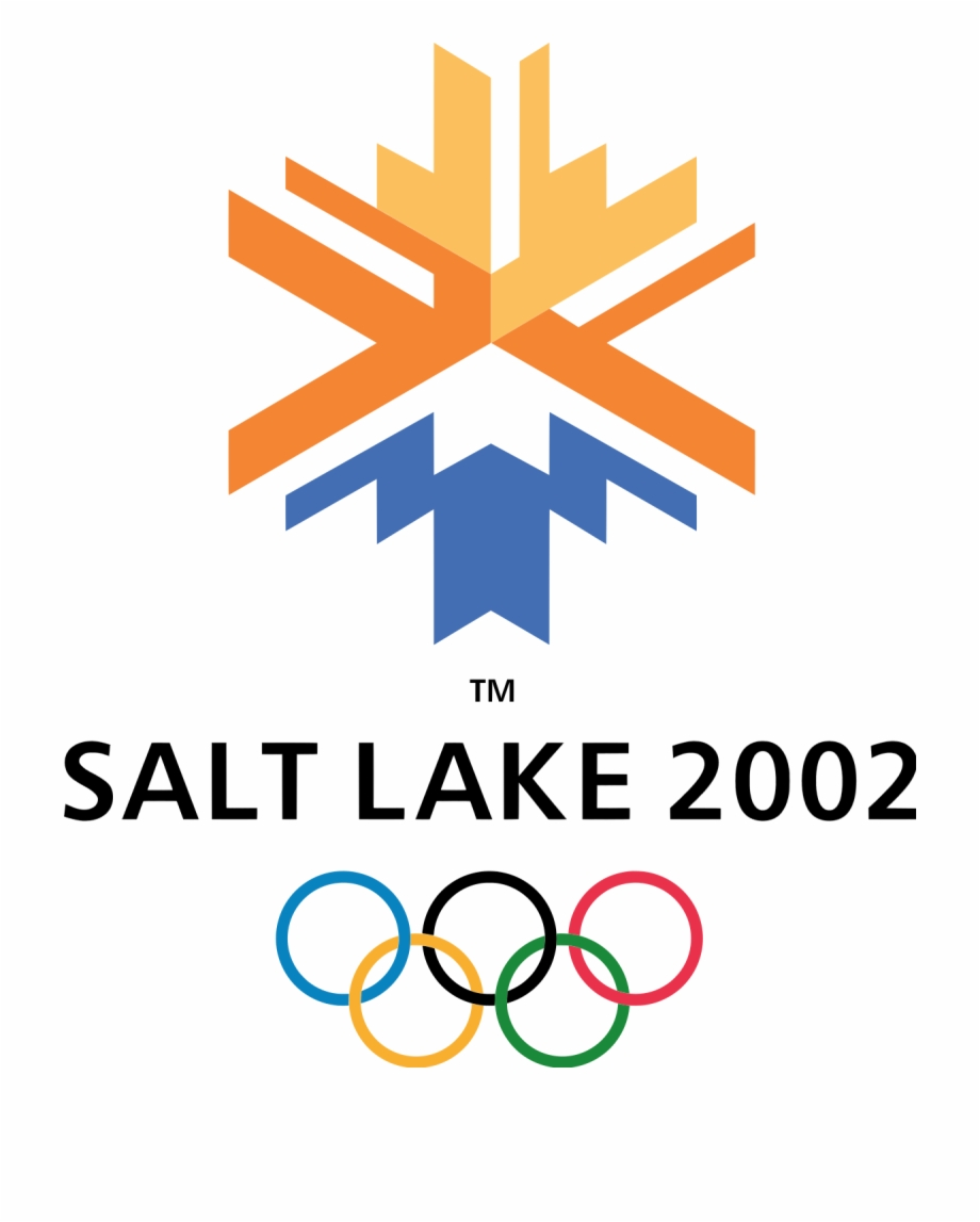 56 569411 2002 winter olympics logo